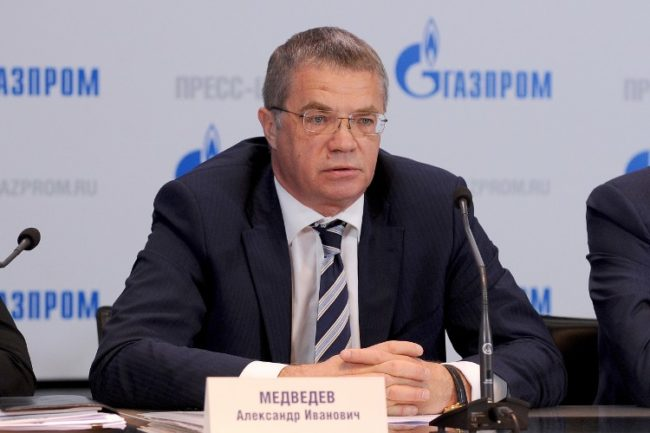 """Александър Медведев: """"Газпром"""" остава най-надеждният доставчик за Европа"""