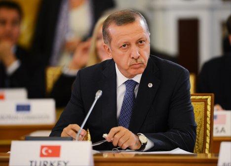 Реджеп Ердоган се надява, че кризата в Сирия ще бъде разрешена през 2017г