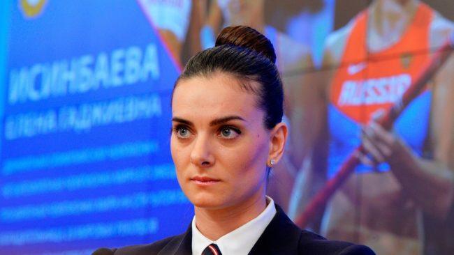 Елена Исинбаева: Заради информаторите страдат и чисти спортисти