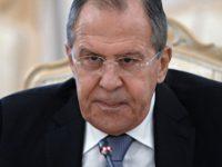 Лавров: ЕС да спре да играе по свирката на русофобите