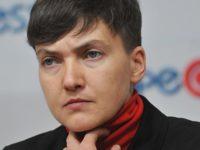 Савченко предложи Украйна да даде Крим срещу Донбас