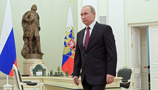 """Путин в защита на Тръмп: Някой организира """"Майдан"""" във Вашингтон"""