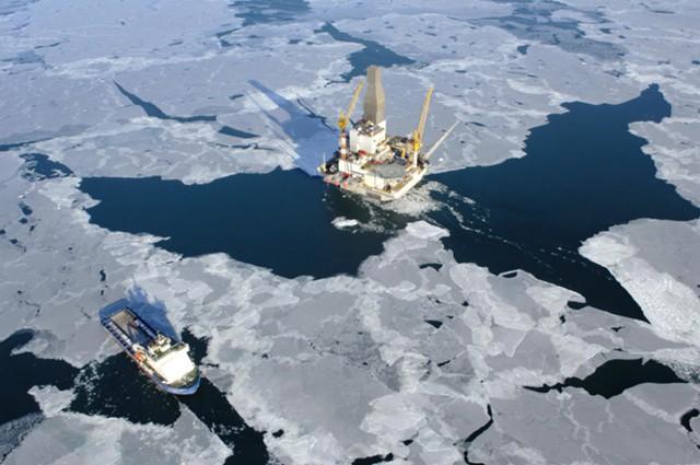 """""""Роснефт"""" планира проучвания за петрол в арктическия шелф"""
