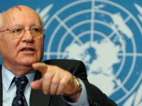 Горбачов призова за резолюция за недопустимостта на ядрена война