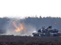САЩ струпват войска и бойна техника до границата с Русия