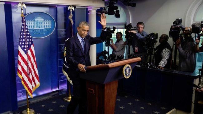 На прощаване – Обама иска добри отношения с Русия