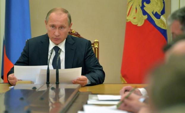 Путин ще обсъди с правителството социално-икономическите цели за 2017 г.