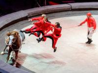 Большой Московский Циркпредставя новата си програма CIRCUS 2.0 в София, Пловдив и Русе