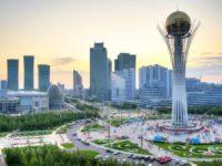 Астана, столицата на Казахстан