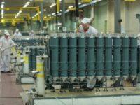 В Русия започна серийно производство на центрофуги за обогатяване на уран от поколение 9+