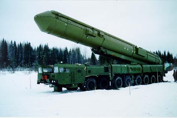 Руска ракета порази цел от 6500 км (видео)