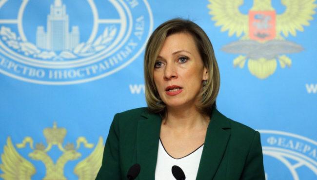 Захарова разказа за опит на САЩ да вербуват руски дипломати