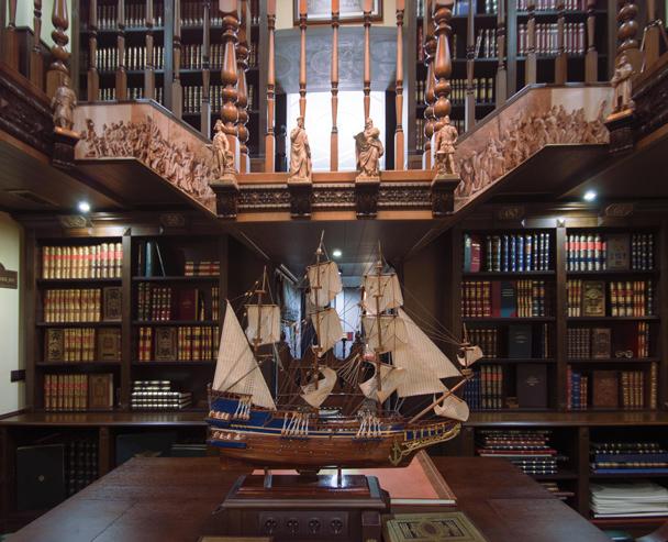 Най-луксозната библиотека отвори врати в Русия