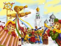 Отбелязваме руския празник Масленица на 26 февруари в центъра на София