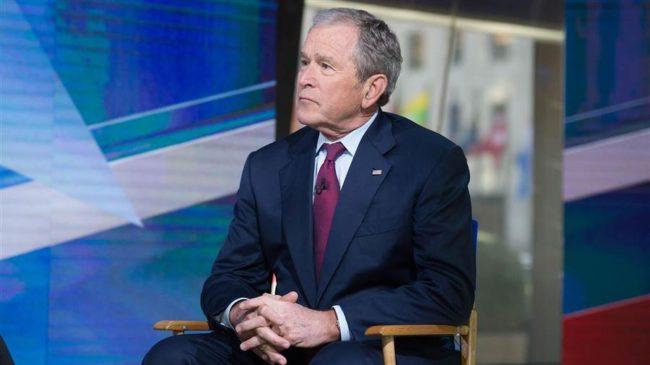 Буш си припомни как учил Путин на свобода на пресата