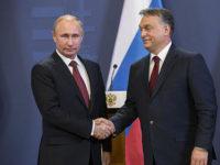 Русия започва да гради АЕЦ в Унгария