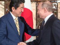 Японският премиер е изразил желание да подпише мирен договор лично с Путин