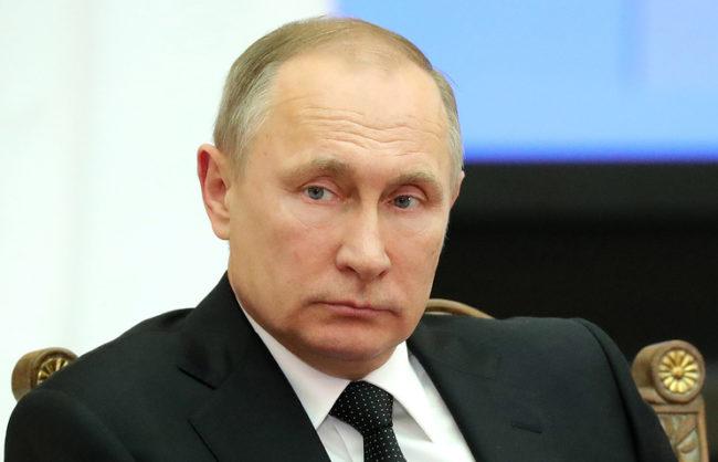 """Путин подписа за """"Турски поток"""""""