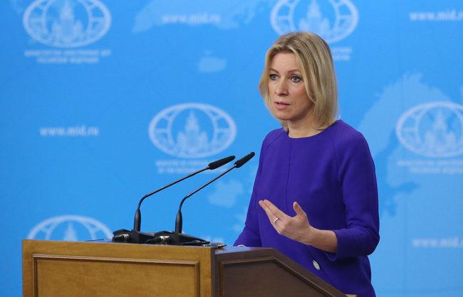 На сайта на външното министерство на РФ ще бъде създадена рубрика за фалшиви новини