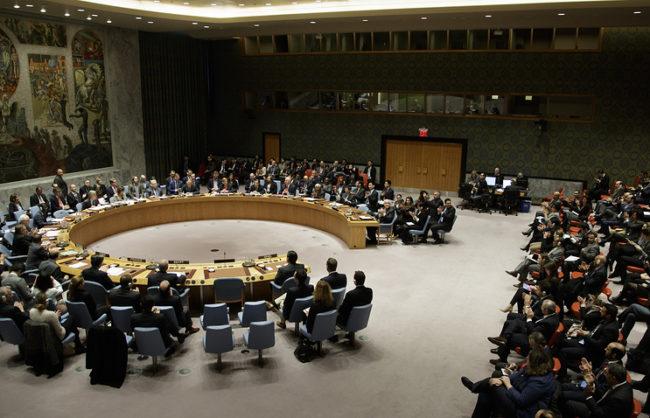 Украйна блокира декларацията на ООН за кончината на Чуркин