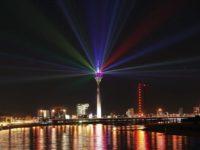 Светлинните стълбове над Ростов са оптическа измама
