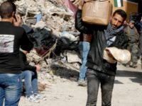 Русия достави 6 тона хуманитарна помощ в Сирия