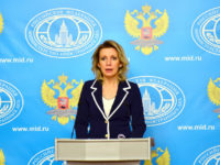 """Захарова: """"Не връщаме наши територии. Крим е руска територия"""""""