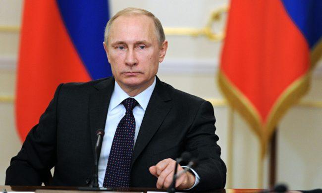 Владимир Путин освободи от длъжност 17 генерали от силовите ведомств