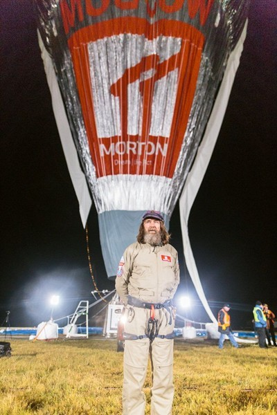 Фьодор Конюхов СНИМКА: Ройтерс