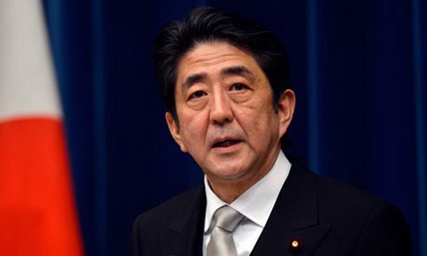 Шиндзо Абе ще посети Русия през април или май