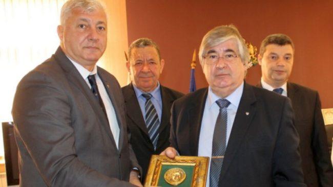 Посланикът на Русия се срещна с областния управител и кмета на Пловдив