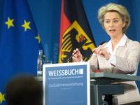 Военният министър на ФРГ се опасява от диалог с Русия под диктовката на САЩ