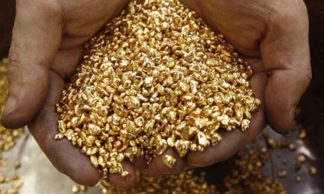 Производството на злато в Русия се очаква да нарасне с 2-2,5%