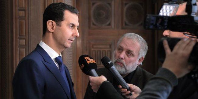 Асад: Сътрудничеството между САЩ и Русия ще е от полза за целия свят