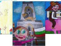 """Осми международен конкурс за детска рисунка """"Обичам моята Родина"""" – III кръг"""
