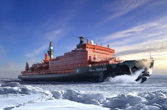 """""""Росатомфлот"""" – повелителят на морските ледове"""