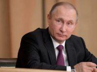 Путин с най-висок рейтинг на одобрение в САЩ от 14 години