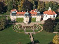 Замъка Лани в Чехия
