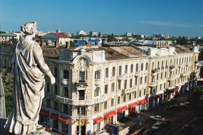 Одеса скочи срещу режима на Порошенко