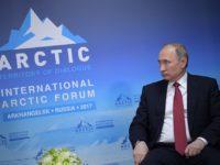 Владимир Путин: В Арктика няма място за конфликти