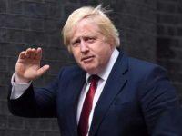 Борис Джонсън е приел покана за посещение в Москва
