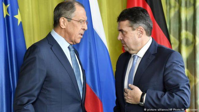 Външните министри на Русия и на Германия ще обсъдят ситуацията в Сирия, Либия и Украйна
