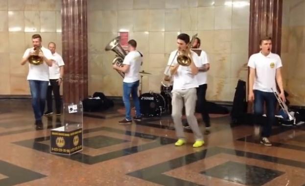 В московското метро ще се слуша музика на живо (ВИДЕО)