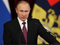 Путин уволни 10 генерали от силови структури