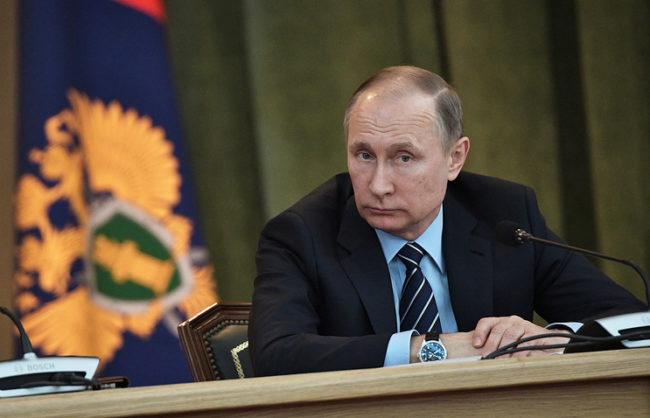 Владимир Путин: Органи срещу корупцията се ползват за манипулации