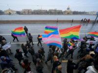 САЩ финансират борбата срещу закона за забрана на гей-пропагандата в Русия
