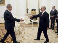 Путин призова Нетаняху да гледа по различен начин на Иран