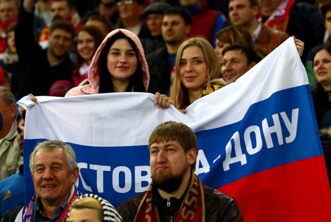 """Русия започна акция """"Джентълфен"""""""