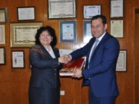 Директорът на Руския културно-информационен център в София се срещна с ръководството на община Кърджали