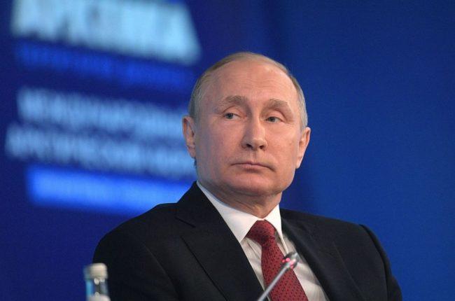 Путин: Критиките към арестите на руски демонстранти са опит за външна намеса